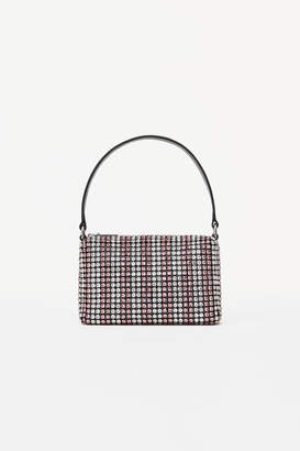 Alexanderwang CHAIN MESH RHINESTONE POUCH by Alexander Wang, available on shopstyle.com for $695 Kendall Jenner Bags Exact Product
