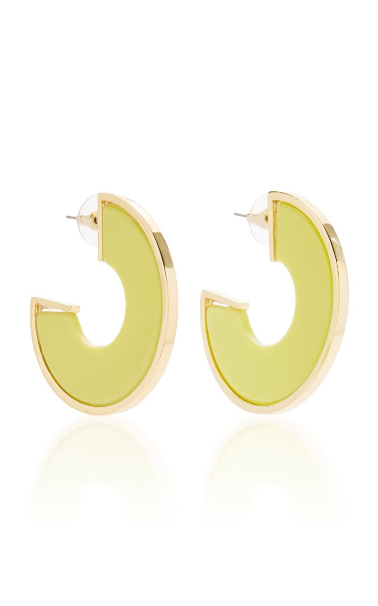 Aria Earring by Cult Gaia, available on modaoperandi.com for $27 Kendall Jenner Jewellery Exact Product