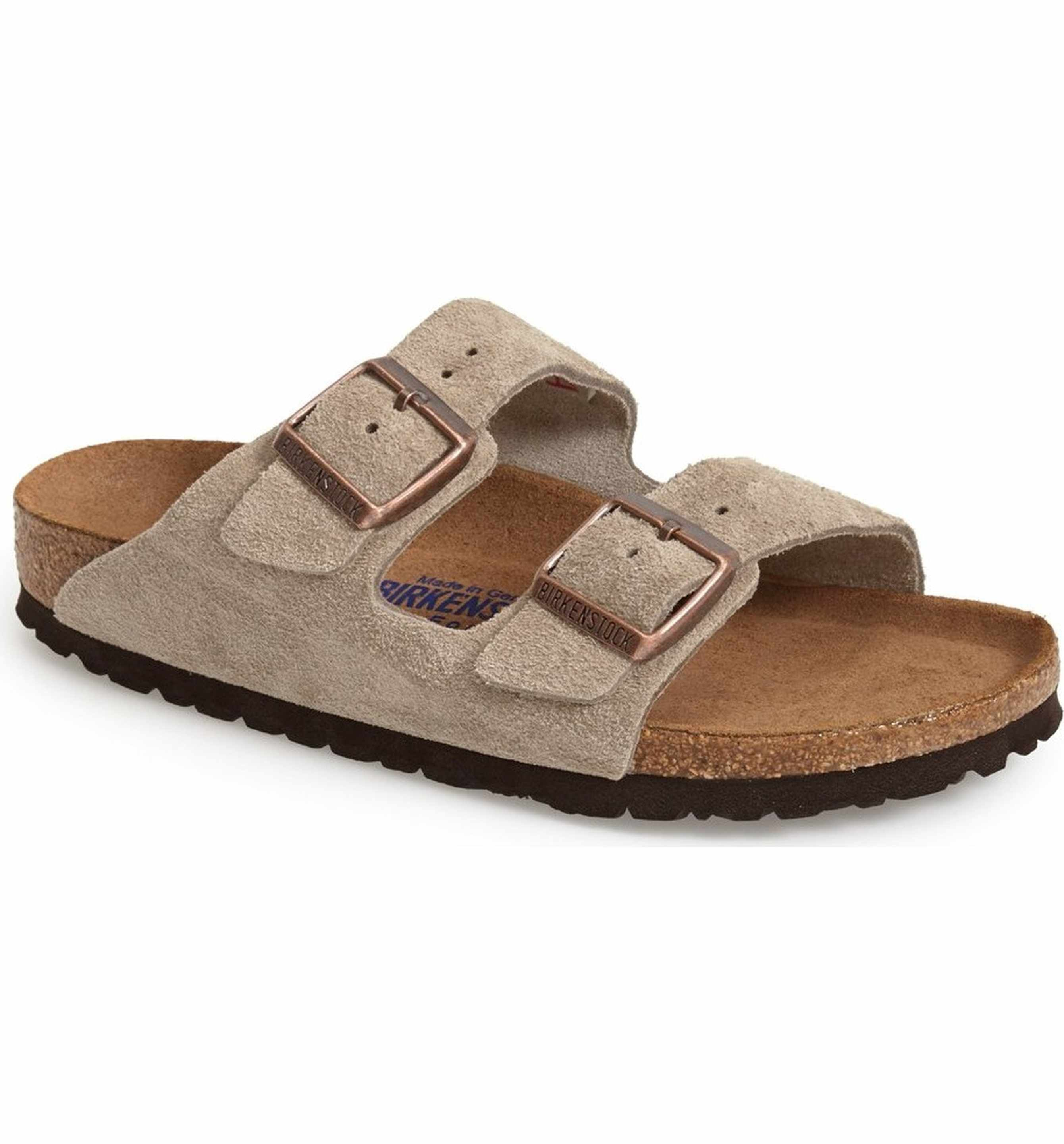 Arizona Soft Slide Sandal by Birkenstock, available on nordstrom.com for $134.95 Kendall Jenner Shoes Exact Product