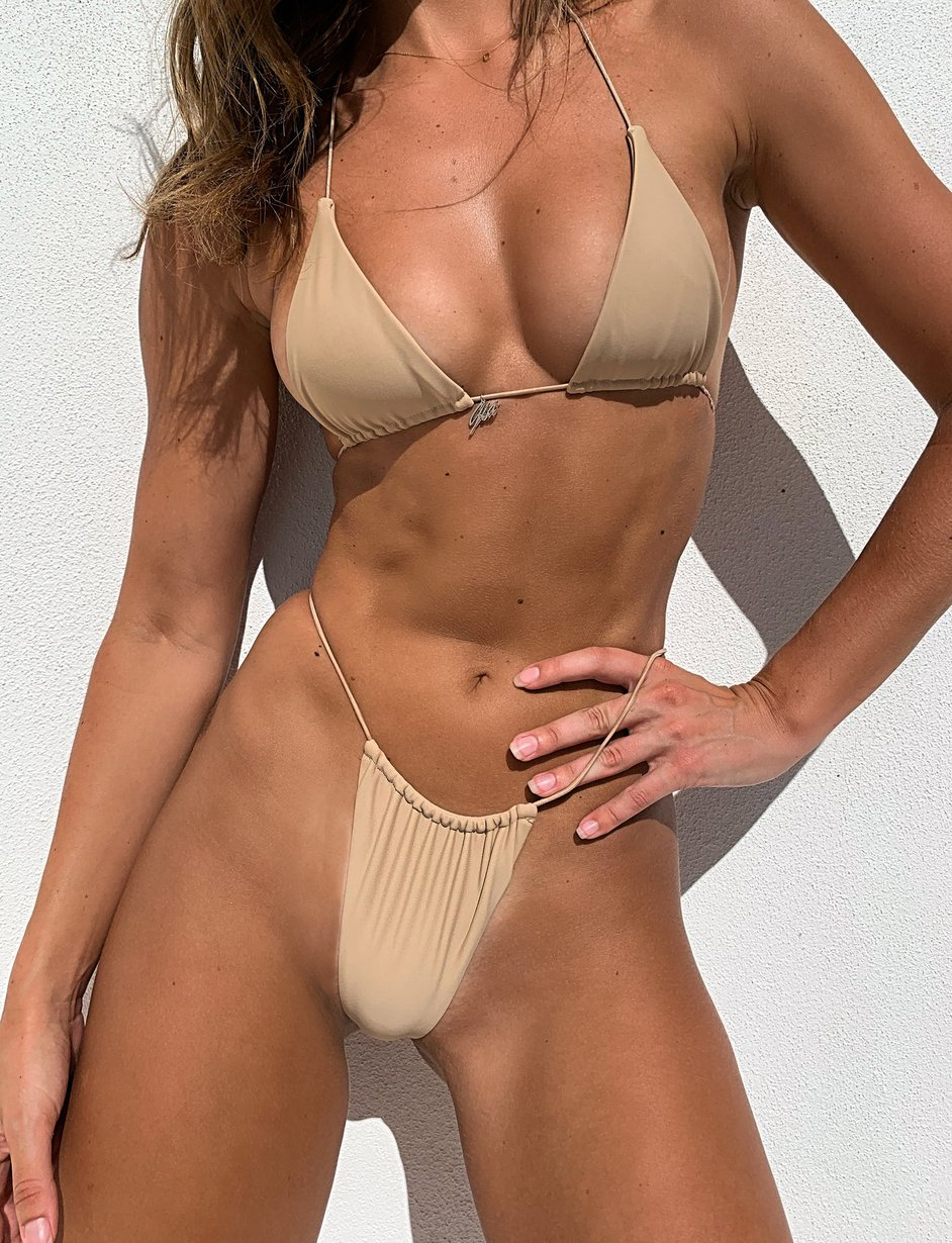 BAMBI BIKINI BOTTOM by Tiger Mist, available on tigermist.com.au for $38.95 Kendall Jenner Pants Exact Product