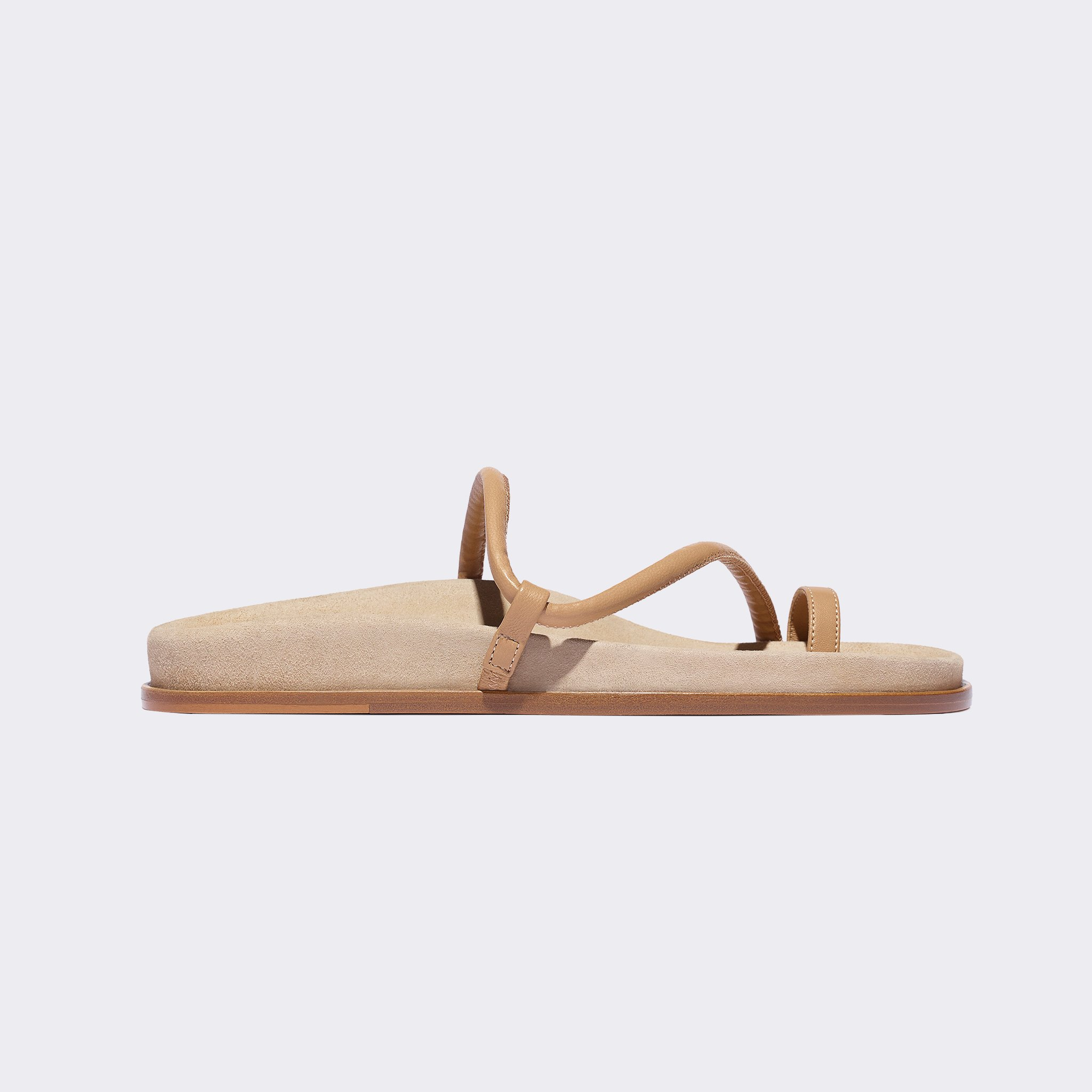 Bari in Tan by EMME PARSONS, available on emmeparsons.com for $395 Kendall Jenner Shoes Exact Product