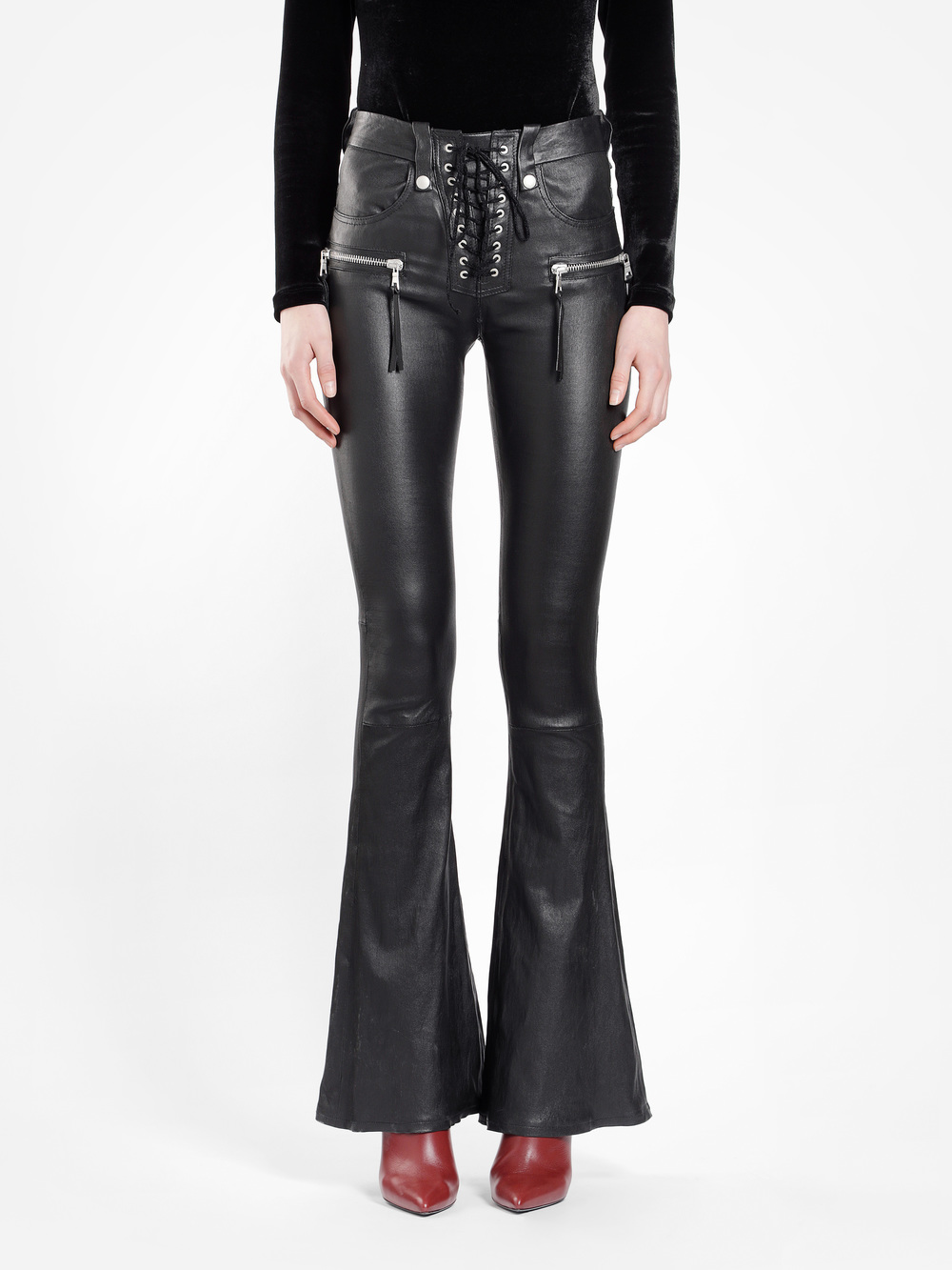 Ben taverniti Unravel by Antonioli, available on antonioli.eu for $2880 Kendall Jenner Pants Exact Product