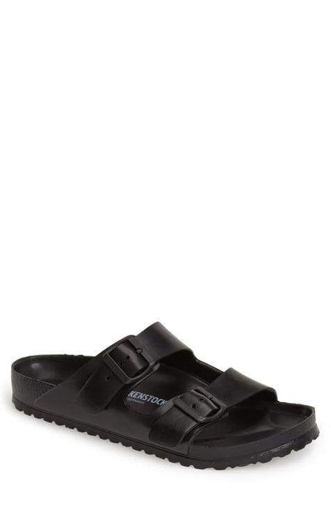 Birkenstock Essentials Arizona Waterproof Slide Sandal (Men) by Birkenstock, available on nordstrom.com Kendall Jenner Shoes Exact Product