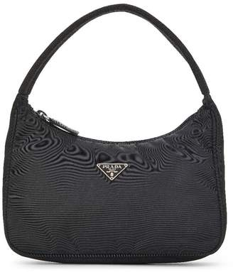 Black Nylon Hobo Mini by Prada, available on shopstyle.com for $695 Kendall Jenner Bags Exact Product