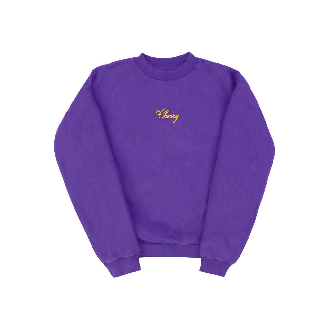 CHAMPIONSHIP CREW by Cherry, available on cherryla.com for $185 Kendall Jenner Top Exact Product