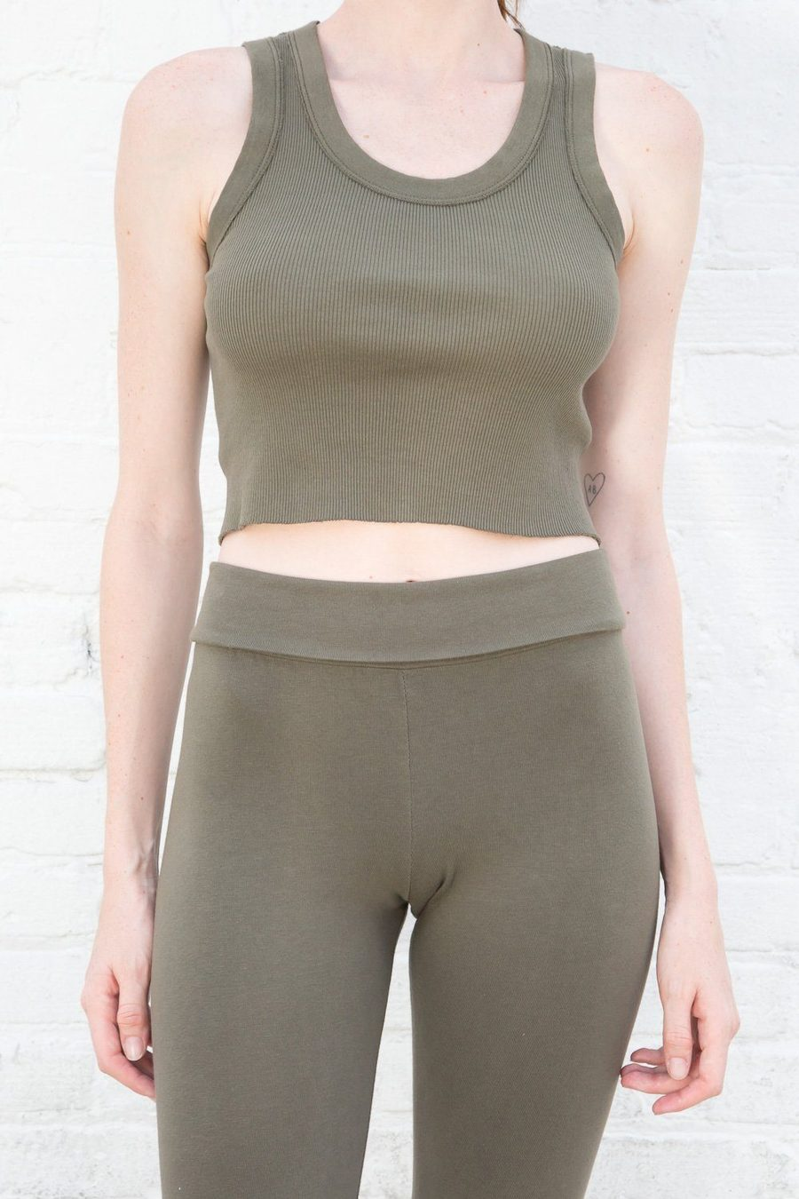 CONNOR TANK by Brandy Melville, available on brandymelville.com for $16 Kendall Jenner Top Exact Product