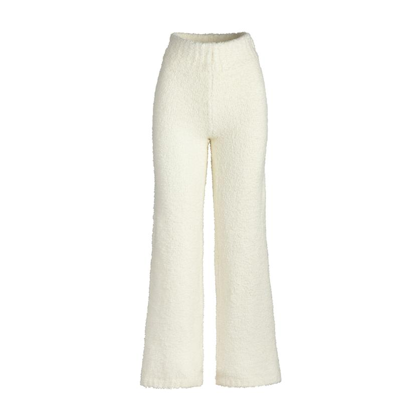 COZY KNIT PANT by Skims, available on skims.com for $88 Kendall Jenner Pants Exact Product