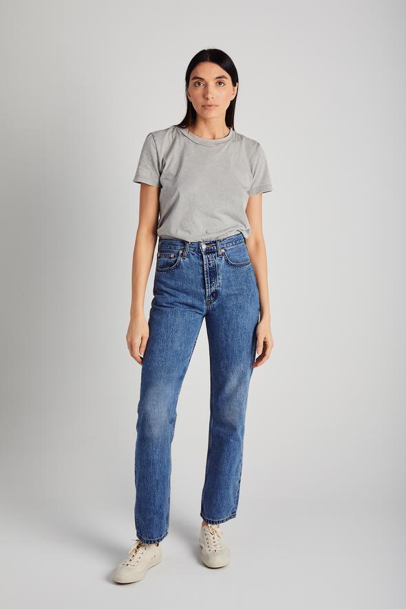 Childhood Original • Classic Blue by Still here, available on stillhere.nyc for $235 Kendall Jenner Pants Exact Product