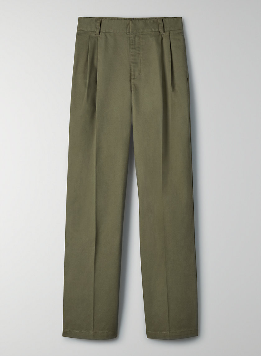 Crawford Pant by Aritzia, available on 81025.html for $98 Kendall Jenner Pants Exact Product