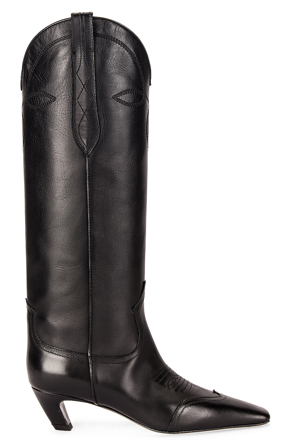 Dallas Boots by KHAITE, available on fwrd.com for $1380 Kendall Jenner Shoes Exact Product