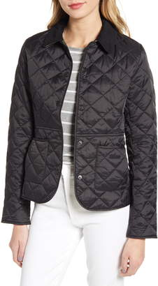 Deveron Diamond Quilted Jacket by Barbour, available on shopstyle.com for $170 Kendall Jenner Outerwear SIMILAR PRODUCT