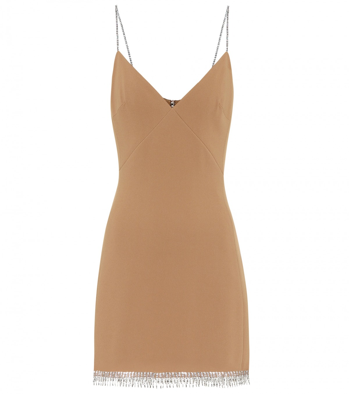 Embellished Stretch-Crepe Dress by David Koma, available on mytheresa.com for £1165 Kendall Jenner Dress Exact Product