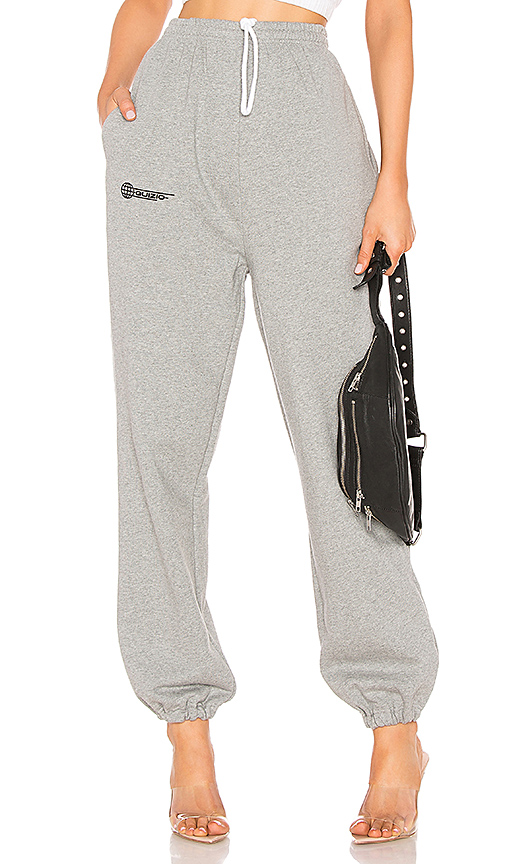 Fleece Sweatpant by DANIELLE GUIZIO, available on revolve.com for $158 Kendall Jenner Pants SIMILAR PRODUCT