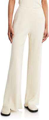 Gala Wide-Leg Pants by The Row, available on shopstyle.com for $1090 Kendall Jenner Pants SIMILAR PRODUCT