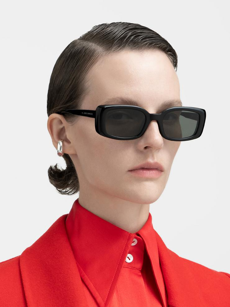 Gentle Monster / Linda / 01 by Ivisionari, available on ivisionari.com for $247 Kendall Jenner Sunglasses Exact Product