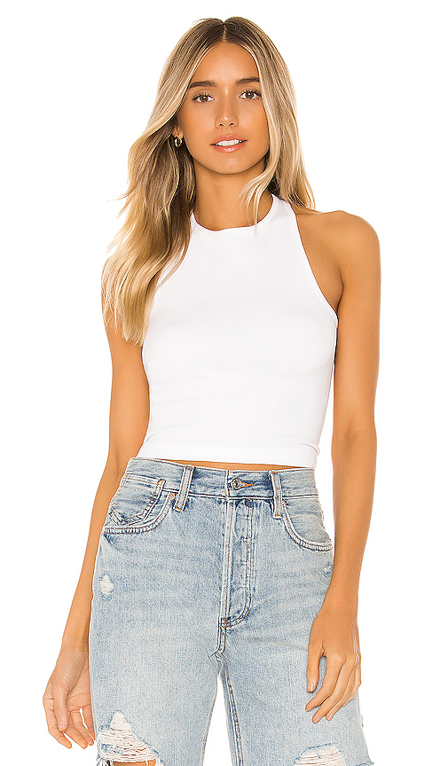 Hayley Racerback Brami by Free People, available on revolve.com for $28 Kendall Jenner Top SIMILAR PRODUCT