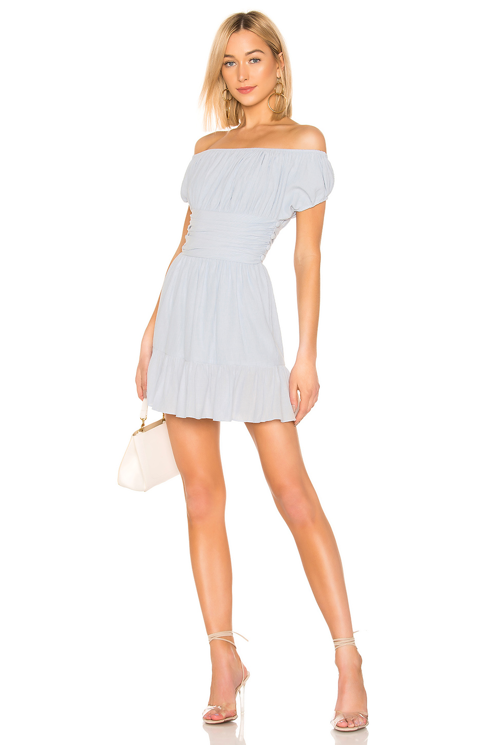 House of Harlow x Revolve 1960 Daphne Dress by House of Harlow 1960, available on revolve.com for $198 Kendall Jenner Dress Exact Product