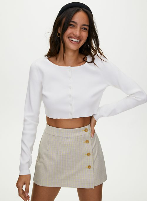 IZZY CARDIGAN by Sunday Best, available on aritzia.com Kendall Jenner Top SIMILAR PRODUCT