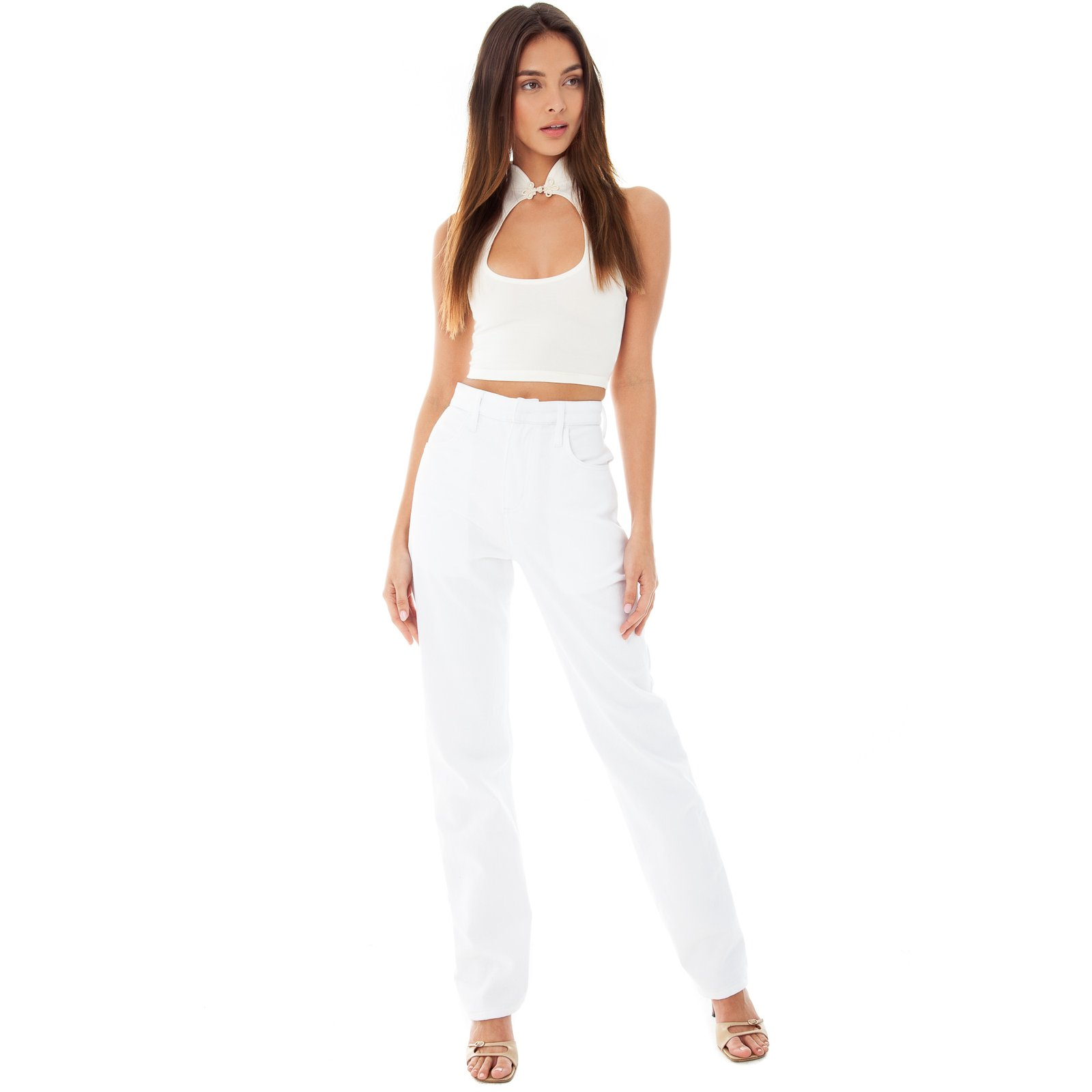Katana Trouser by Are You Am I, available on areyouami.com for $240 Kendall Jenner Pants Exact Product
