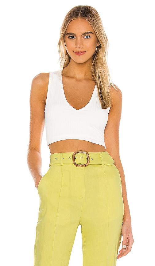 Kayley Top by Lovers + Friends, available on revolve.com for $68 Kendall Jenner Top SIMILAR PRODUCT