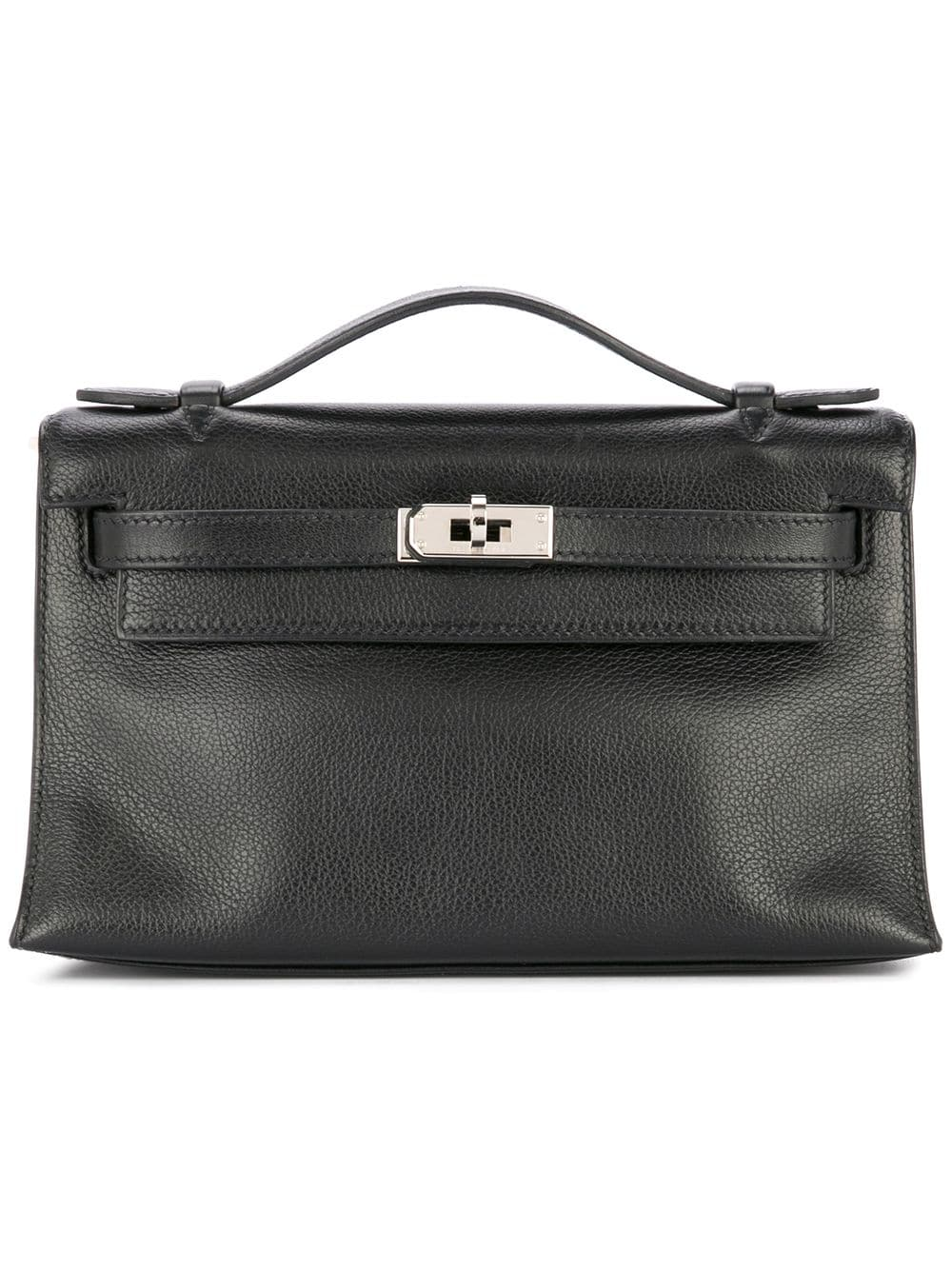 Kelly Pochette Bag by Hermes, available on farfetch.com Kendall Jenner Bags Exact Product