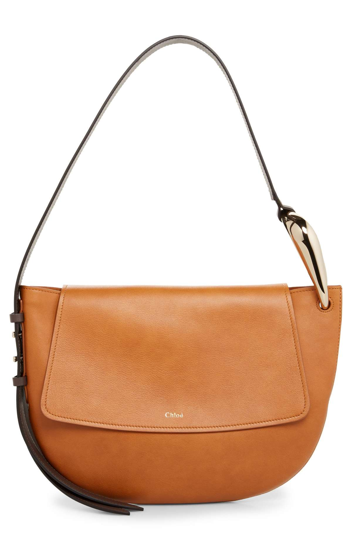 Kiss Leather Hobo by CHLOÉ, available on nordstrom.com for $1750 Kendall Jenner Bags Exact Product