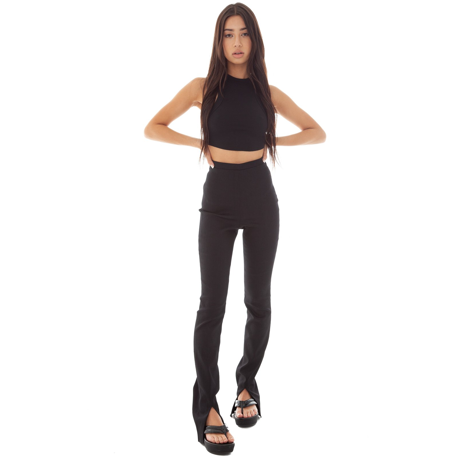 Kylu Pant by Are You Am I, available on areyouami.com Kendall Jenner Pants SIMILAR PRODUCT