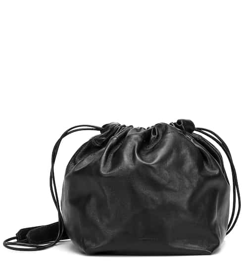 Leather bucket bag by Jil Sander, available on mytheresa.com for $692 Kendall Jenner Bags SIMILAR PRODUCT
