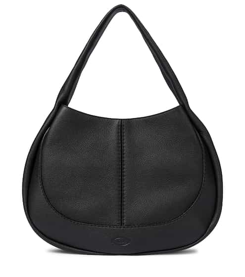 Leather shoulder bag by Tod's, available on mytheresa.com for $1875 Kendall Jenner Bags SIMILAR PRODUCT