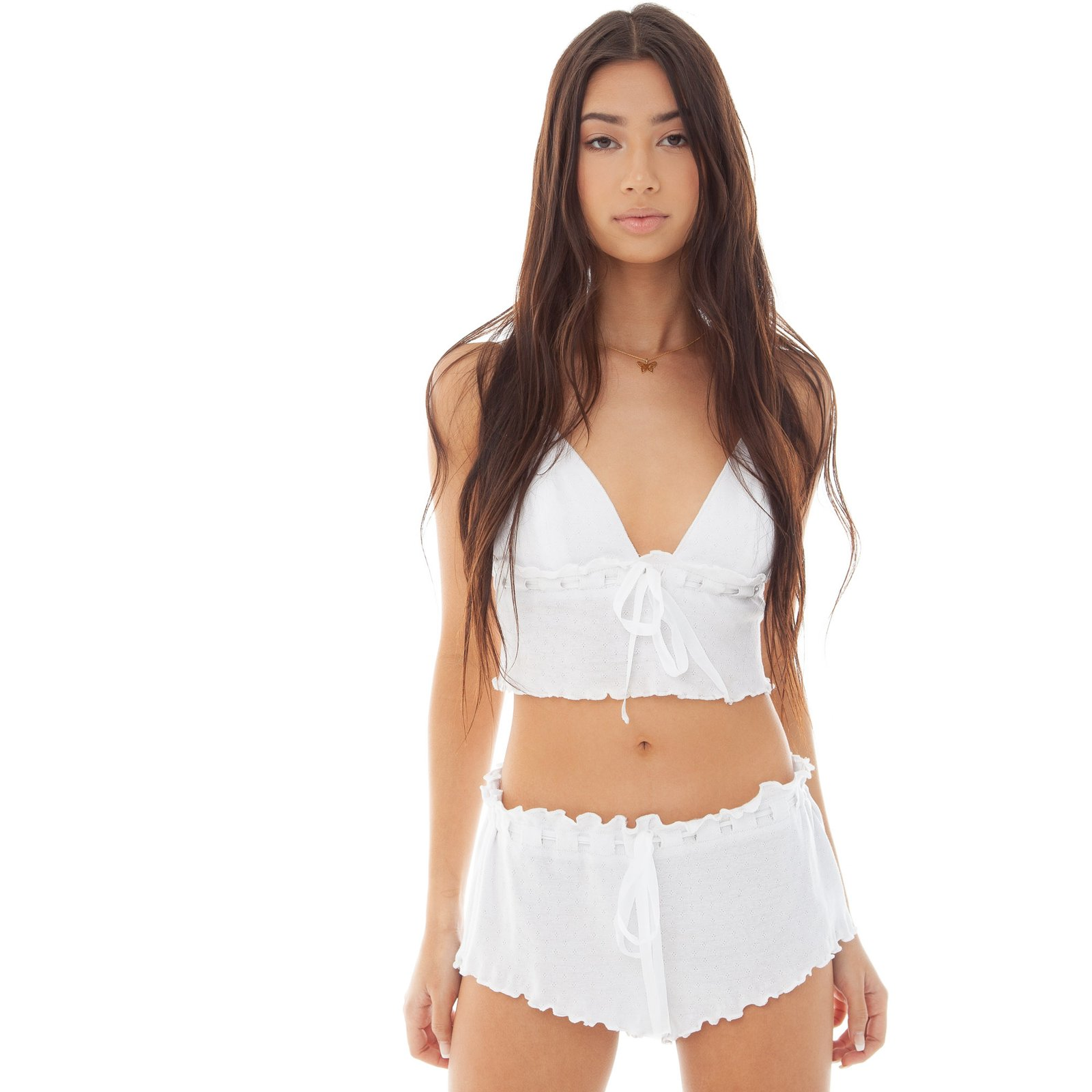 Leeyu Short by Are You Am I, available on areyouami.com for $120 Kendall Jenner Shorts SIMILAR PRODUCT