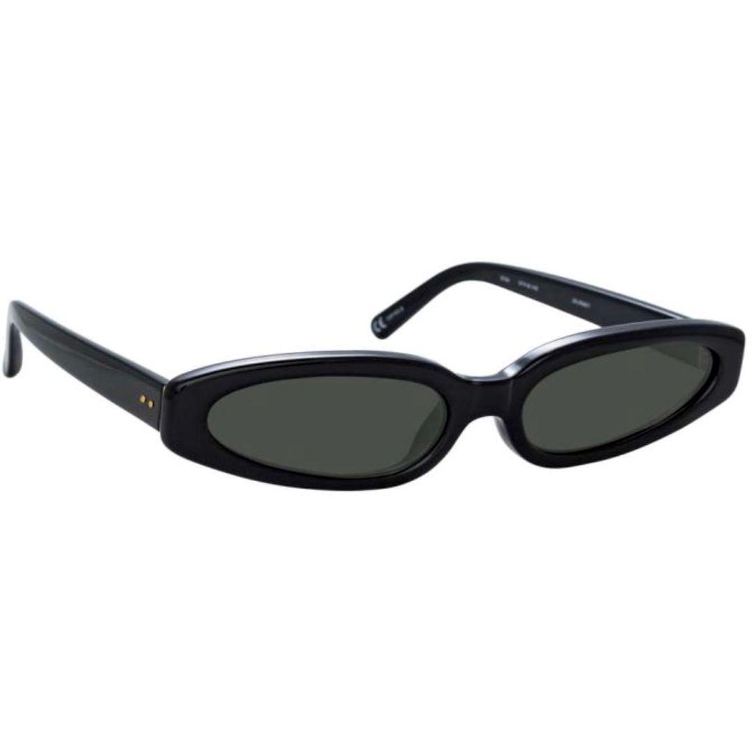 Lfl960C1 Sunglasses by Linda Farrow, available on lindafarrow.com for $580 Kendall Jenner Sunglasses Exact Product