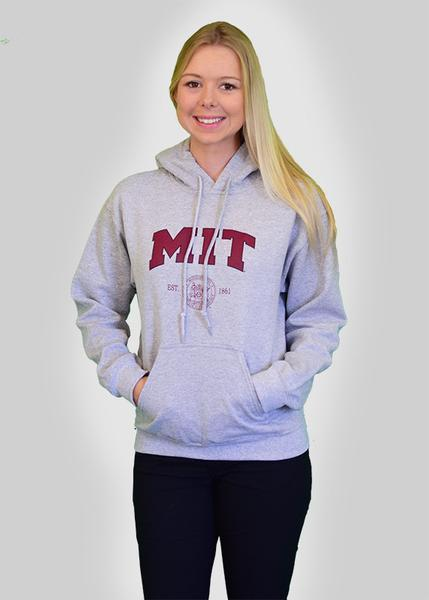 MIT Hooded Sweatshirt by MIT, available on theharvardshop.com for $35 Kendall Jenner Top Exact Product