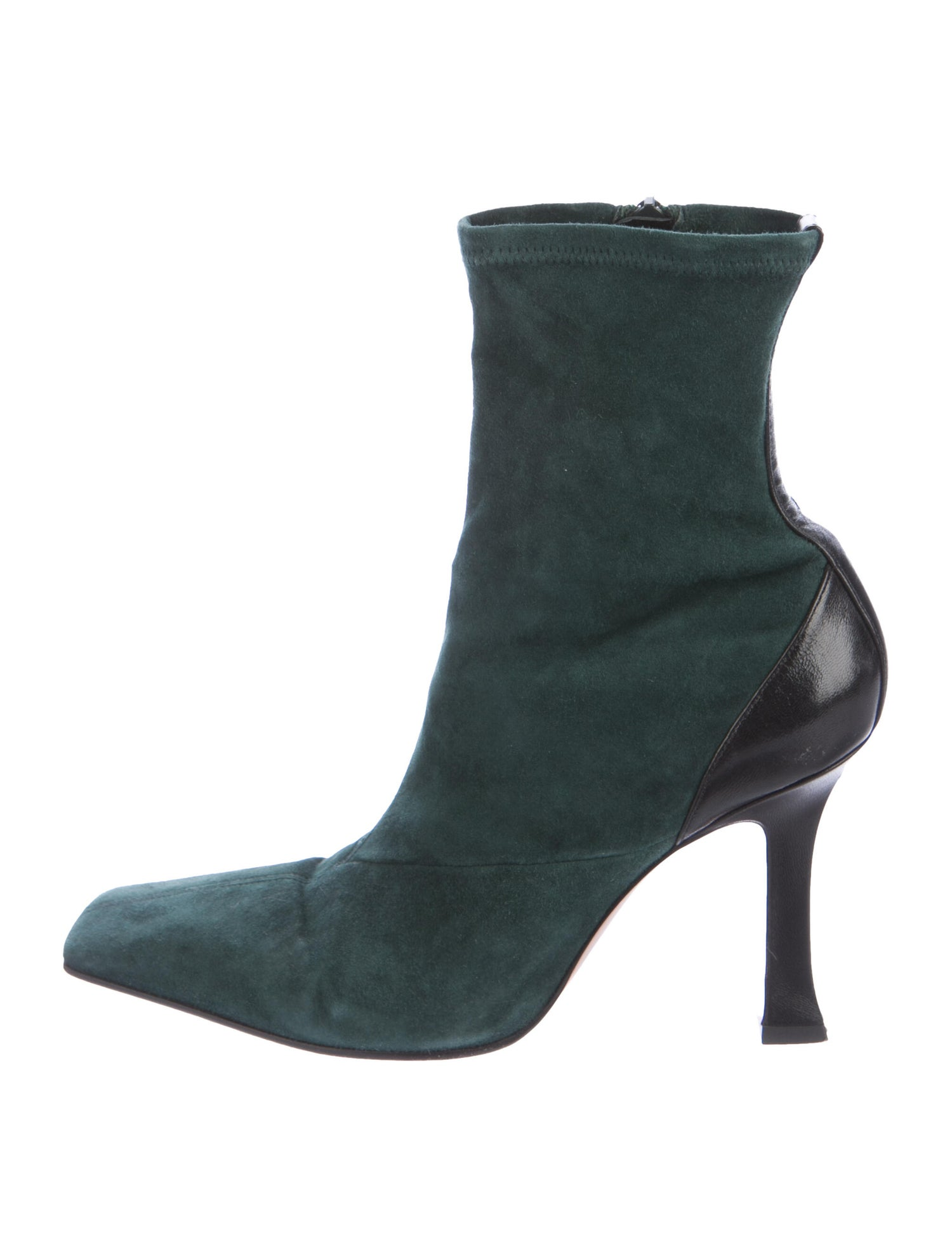 Madame Suede Sock Boots by Celine, available on therealreal.com for $717 Kendall Jenner Shoes SIMILAR PRODUCT