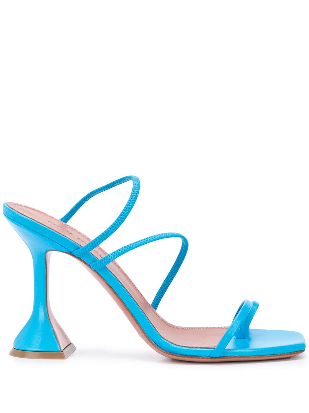 Naima Sandals by Amina Mauddi, available on farfetch.com for $695 Kendall Jenner Shoes Exact Product
