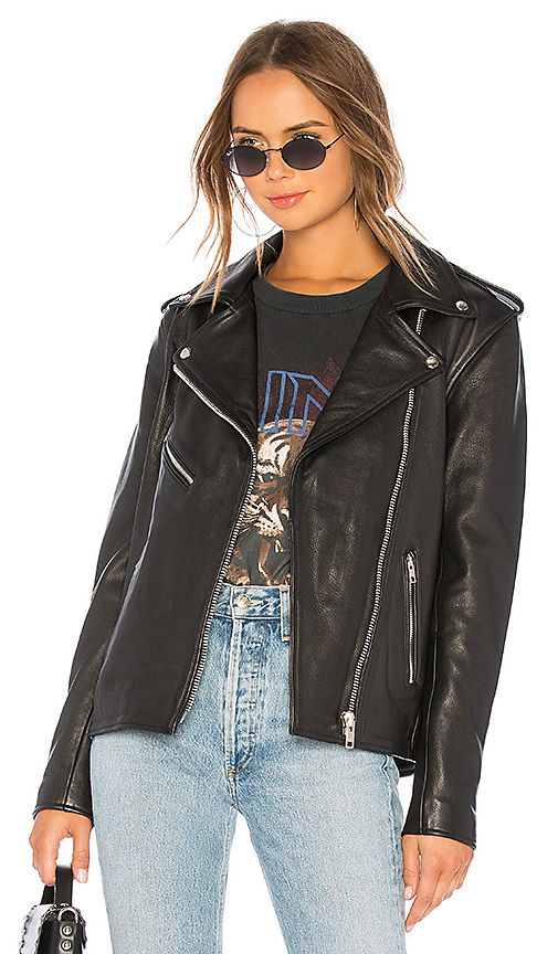 Oversized Moto Jacket by Understated Leather, available on revolve.com for $490 Kendall Jenner Outerwear SIMILAR PRODUCT