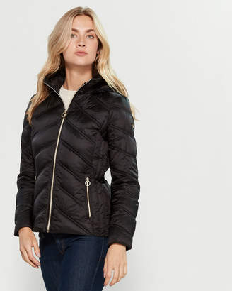 Packable Quilted Jacket by MICHAEL Michael Kors, available on shopstyle.com for $80 Kendall Jenner Outerwear SIMILAR PRODUCT