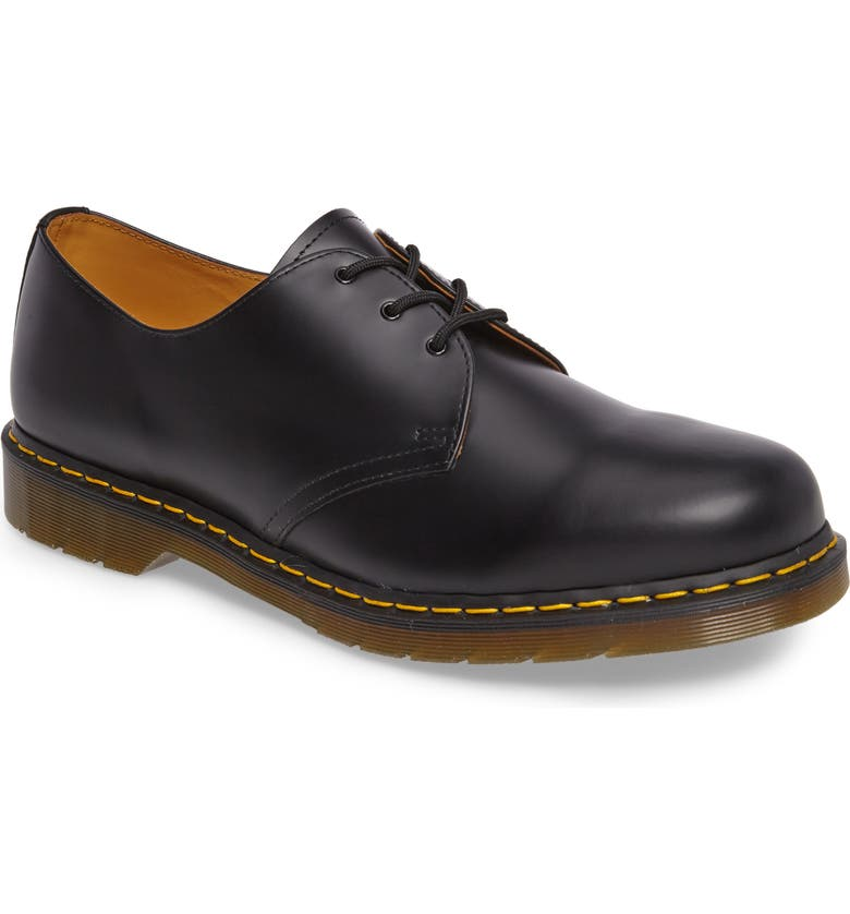Plain Toe Derby by Dr. Martens, available on nordstrom.com for $120 Kendall Jenner Shoes Exact Product