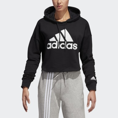 Pullover Hoodie by Adidas, available on FT9488.html for $58 Kendall Jenner Top SIMILAR PRODUCT