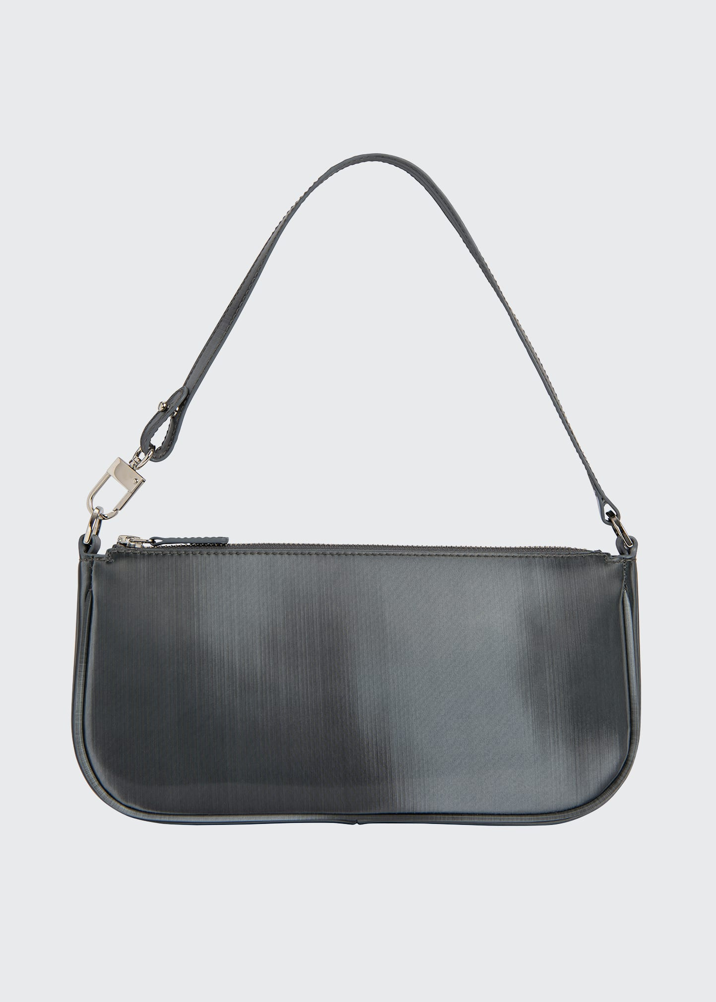Rachel Leather Shoulder Bag by By Far, available on bergdorfgoodman.com for $440 Kendall Jenner Bags Exact Product