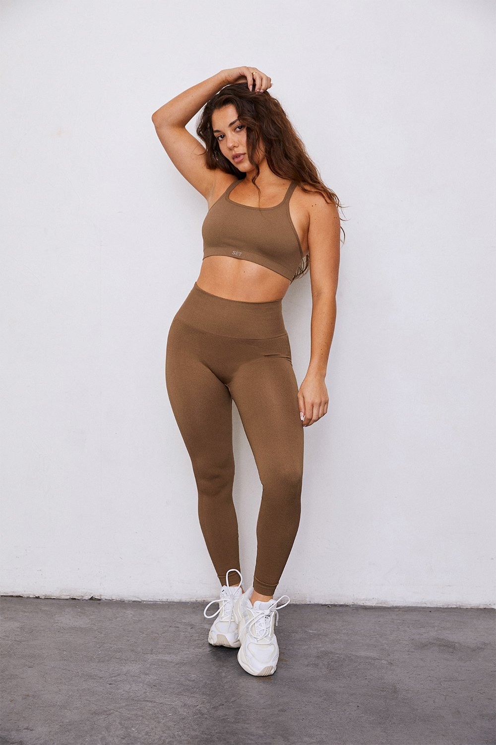 SCULPTFLEX™ LEGGINGS by Set Active, available on setactive.co for $65 Kendall Jenner Pants Exact Product