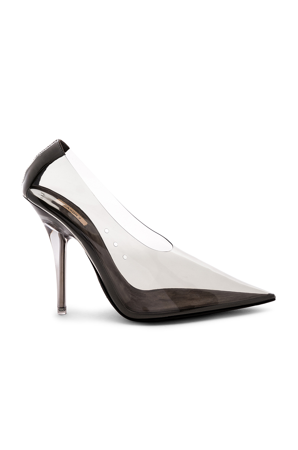 SEASON 7 Pump 110MM by Yeezy, available on revolve.com for $650 Kendall Jenner Shoes Exact Product