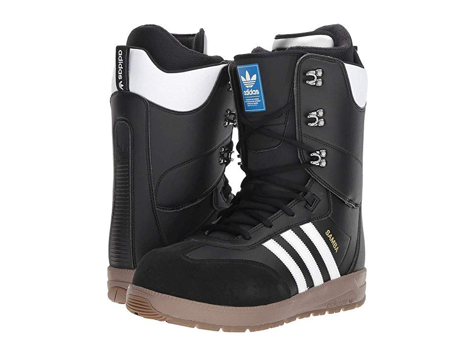 Samba ADV Snowboot '18 by Adidas, available on zappos.com for $260 Kendall Jenner Shoes Exact Product