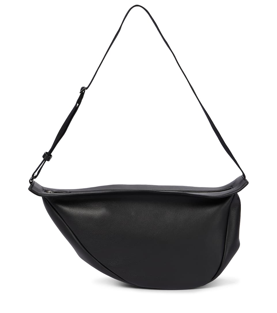 Slouchy Banana Large crossbody bag by THE ROW, available on mytheresa.com for $2250 Kendall Jenner Bags Exact Product