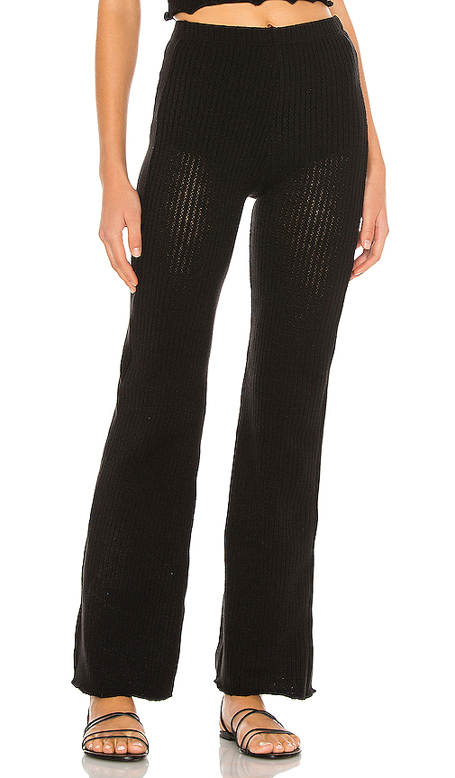 Sneak Knit Long Lounge Pant by Indah, available on revolve.com for $224 Kendall Jenner Pants SIMILAR PRODUCT