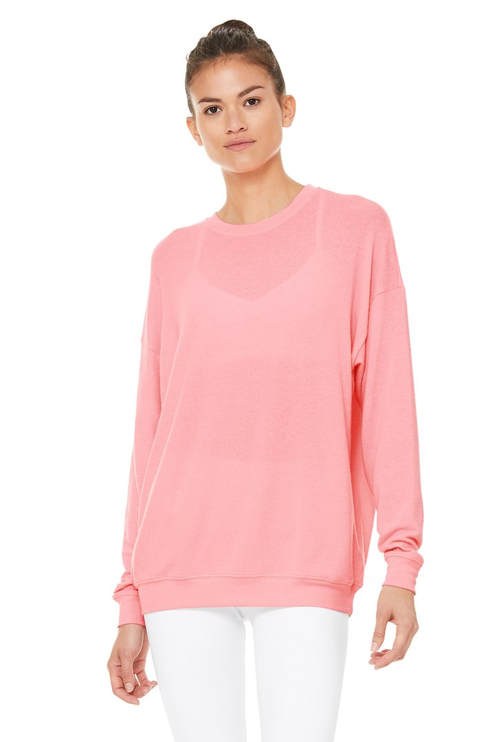 Soho Pullover by Alo Yoga, available on aloyoga.com for $78 Kendall Jenner Outerwear SIMILAR PRODUCT