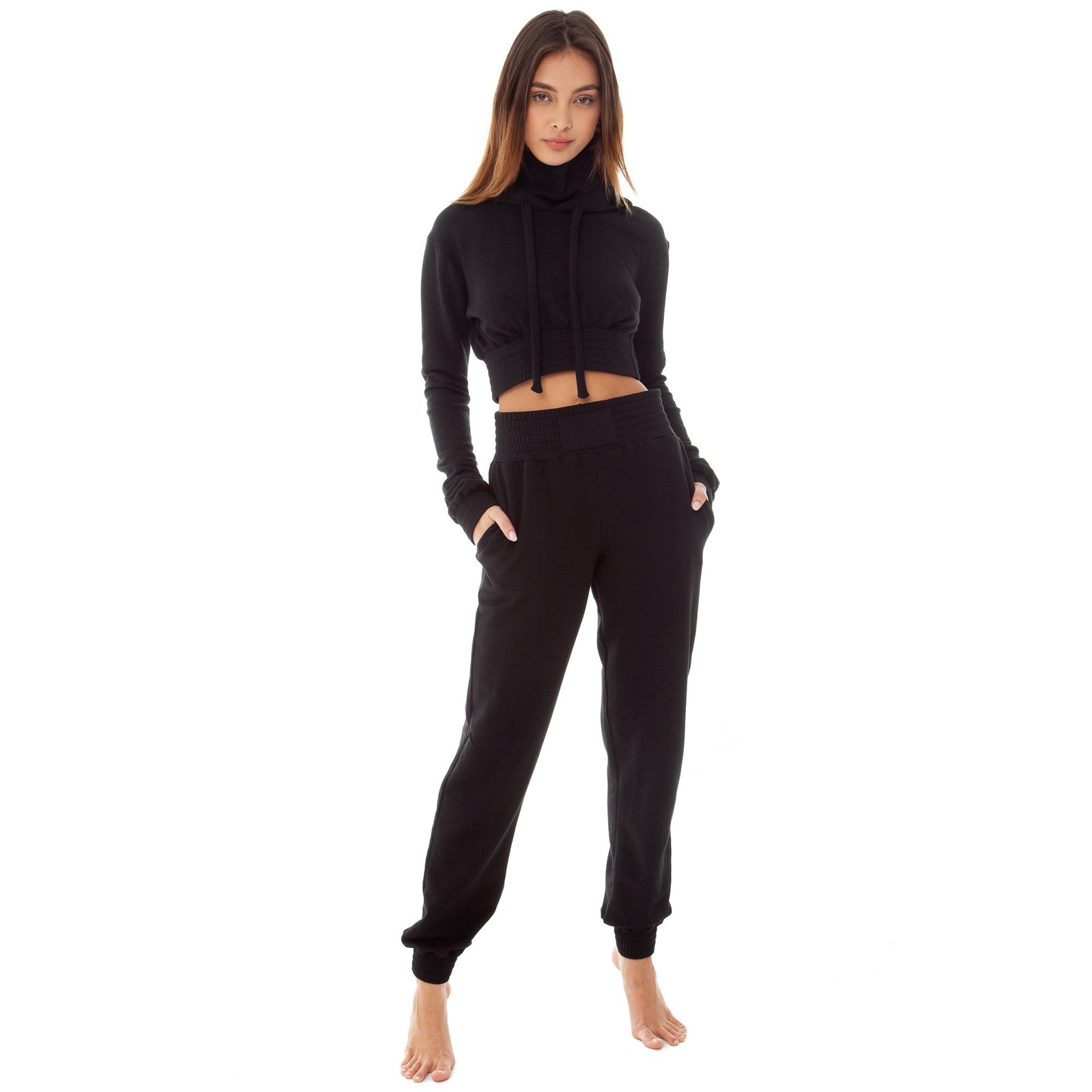 Southpaw Warm Up Pant by Are You Am I, available on areyouami.com for $180 Kendall Jenner Pants SIMILAR PRODUCT