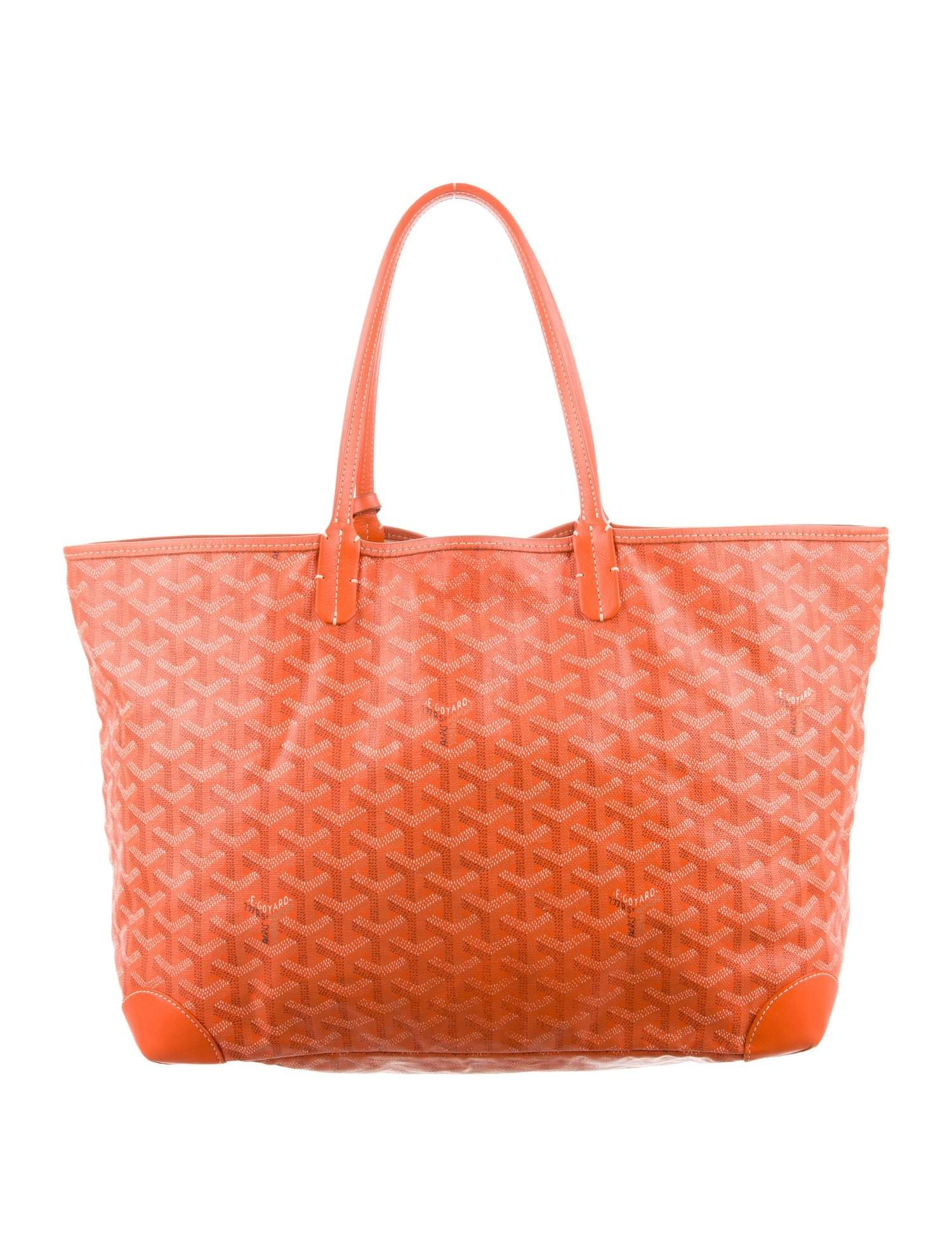 St. Louis Tote by Goyard, available on therealreal.com for $1195 Kendall Jenner Bags Exact Product