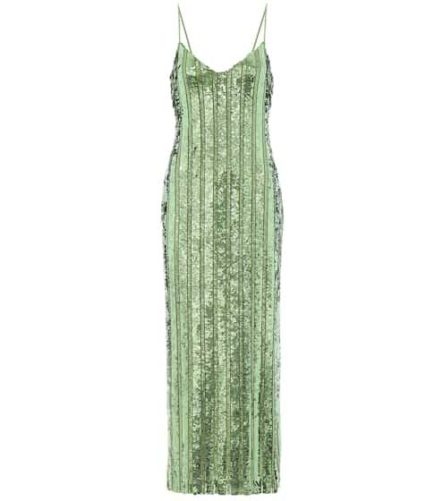 Stargaze sequined slip dress by Galvan, available on mytheresa.com for EUR1029 Kendall Jenner Dress SIMILAR PRODUCT
