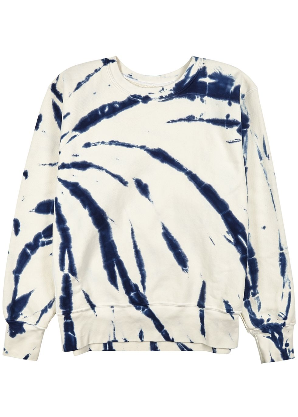 Tie-dye cotton sweatshirt by LES TIEN, available on harveynichols.com for $425 Kendall Jenner Top Exact Product
