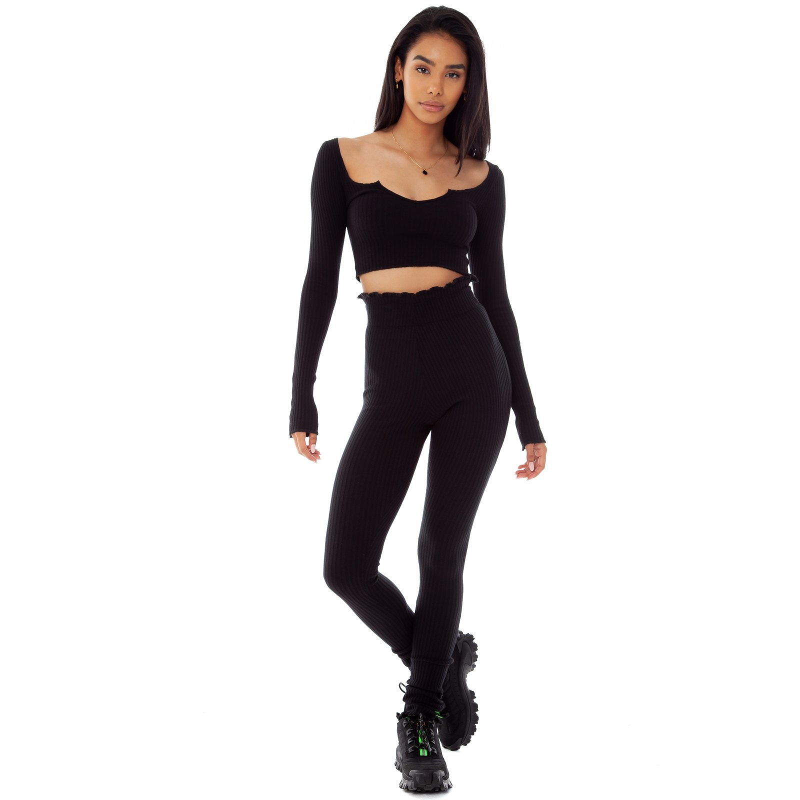 Tiiu Legging by Are You Am I, available on areyouami.com for $150 Kendall Jenner Pants SIMILAR PRODUCT